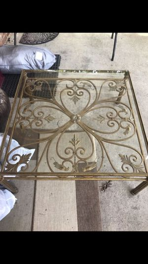 Gorgeous wrought iron table 899 OBO for Sale in VA, US