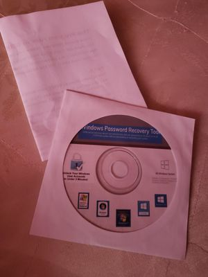 windows password reset for Sale in Detroit, MI