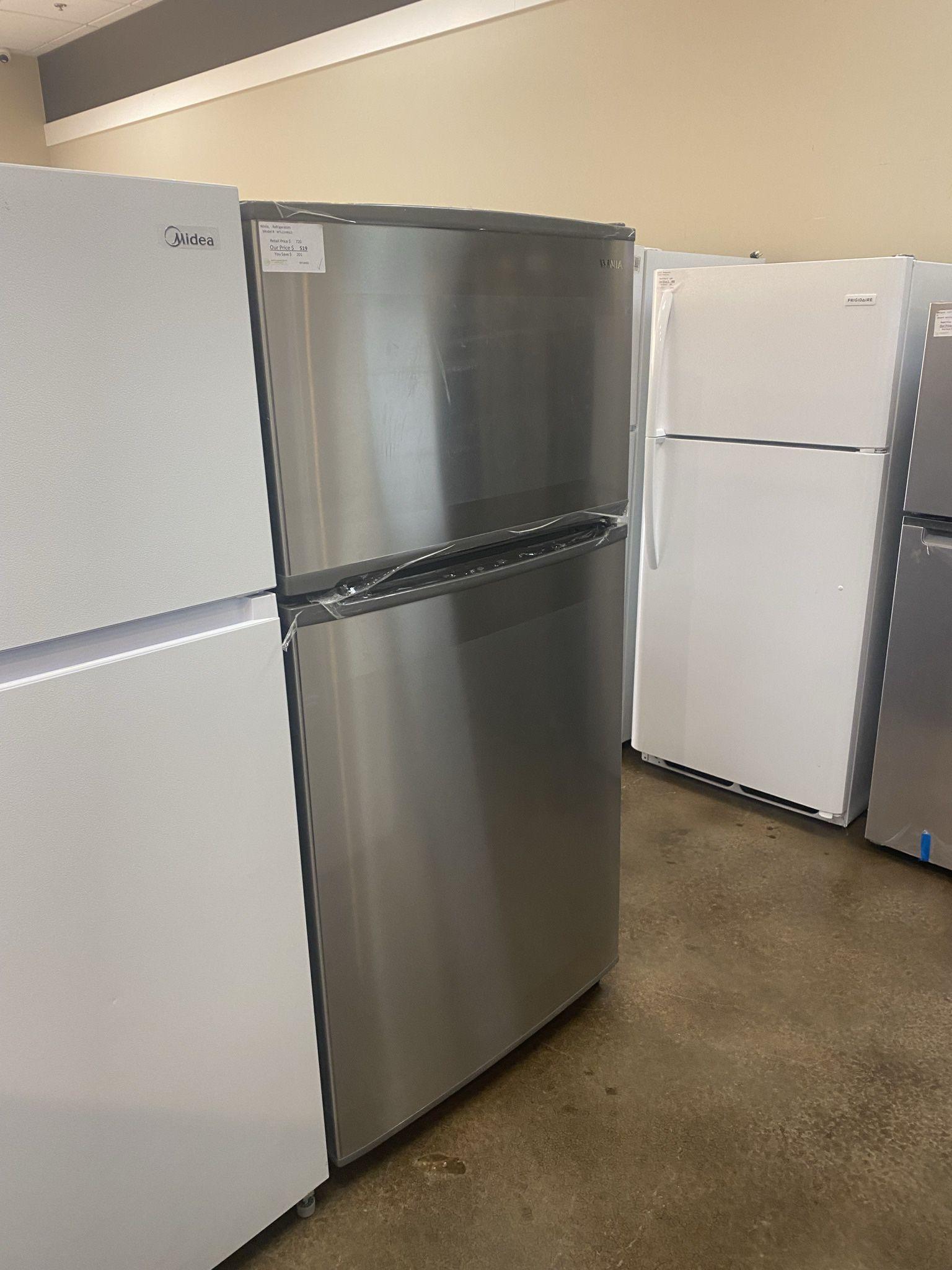 Winia Top Freezer Refrigerator