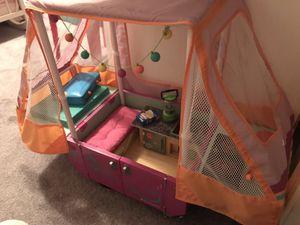 American girl pop up camper for Sale in Reston, VA