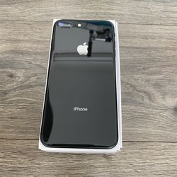 IPHONE 8 Plus 64GB Black Unlocked For Any Simcard Thumbnail