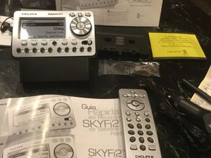 Delphi SKYFi2 Vehicle Audio System All-In-One Bundle Pack - A complete XM Satellite Radio Solution for Any Car our Truck!!! for Sale in Potomac, MD