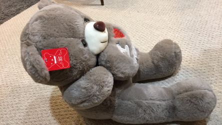 Plush Toy Sweet Bear Thumbnail