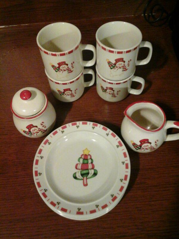 Tea or Coffee and Cookies set