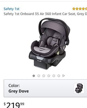 Safety 1st infant car seat for Sale in Olney, MD