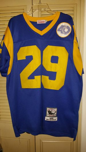 LA Rams Eric Dickerson jersey for Sale in Pittsburgh, PA