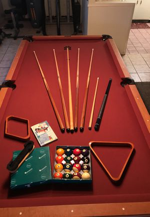 American Made Pool Table Games Toys In Mesa AZ OfferUp - Buckhorn pool table