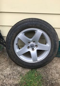 Tire 4 sale in very good condition Thumbnail