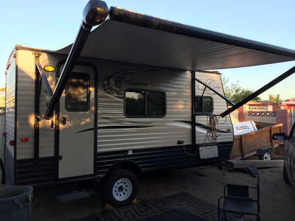 16' foot coachman clipper travel trailer like new for Sale ...