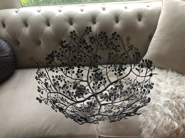 Large Metal Decorative Bowl For Sale In Tacoma Wa Offerup