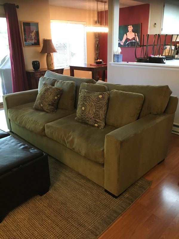 Stanton Couchsofa With Down Filling For Sale In Lake Oswego Or