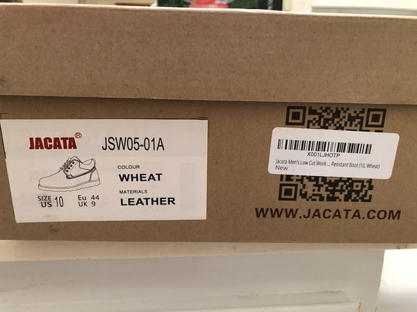 d3d316d5f00 Jacata Work Boots for Sale in Valencia, CA - OfferUp