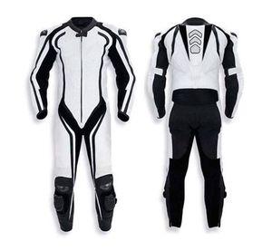 Motorbike suit black and white for Sale in Manassas, VA