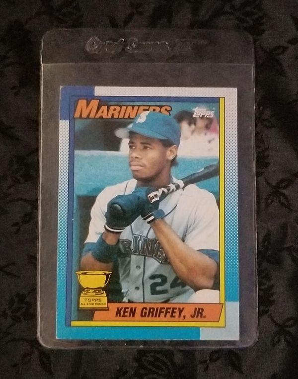 1990 Topps Ken Griffey Jr Rookie Card For Sale In Mesa Az Offerup