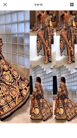 Long dress Thumbnail