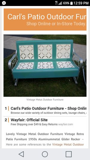 New And Used Outdoor Furniture For Sale In Tampa Fl Offerup