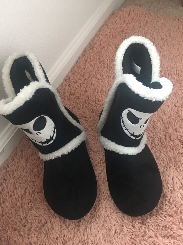 Jack Skellington Boot Slippers For Sale In Daly City Ca