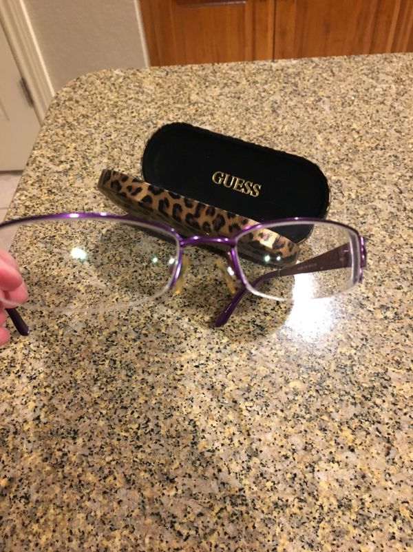 Guess eyeglass frames (Beauty & Health) in Springdale, AR - OfferUp
