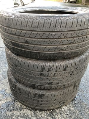 Have vary nice Used tire 245/50/20 $70 for Sale in Leesburg, VA