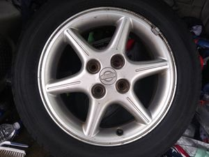 Photo Rims and tireds 205/ 55 /16 R