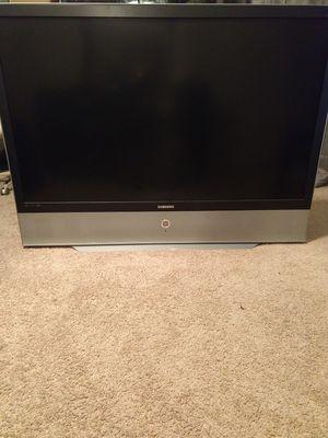 """Samsung 61"""" inch HDTV for Sale in Alexandria, VA"""
