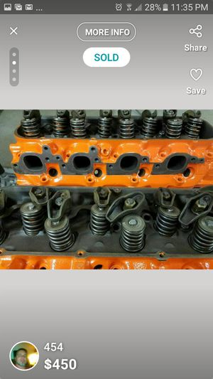 1989 C10 454 engine for Sale in Leola, PA - OfferUp