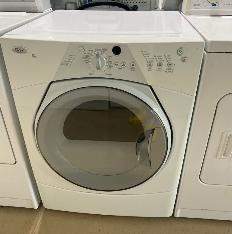 Dryer Whirlpool Front Load