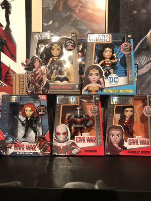 Marvel & DC Metals for Sale in Phoenix, AZ