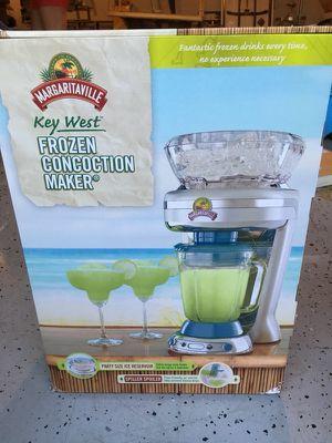 Margaritaville Key West Frozen Concoction Maker for Sale in Leesburg, VA