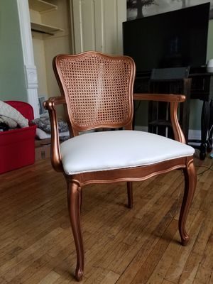Gold chair for Sale in Salt Lake City, UT