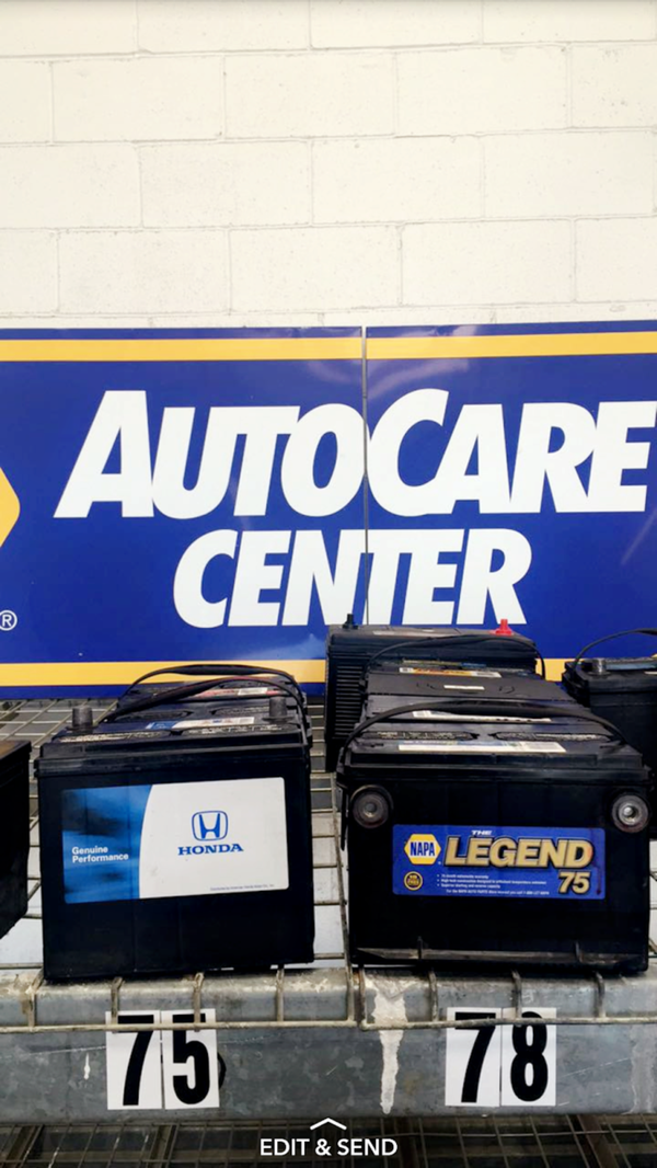 Selling used car batteries with warranty (Auto Parts) in Hesperia ...