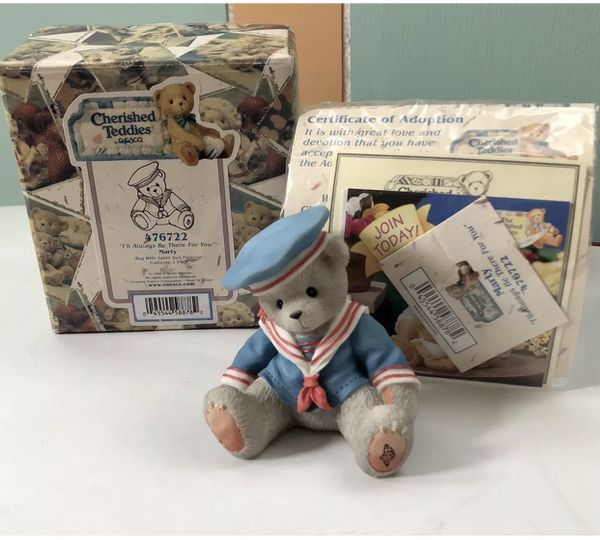 "Cherished Teddies ""Marty"" for Sale in Harrisburg, PA - OfferUp"