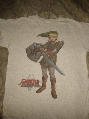 Zelda twilight princess T-shirt Link for Sale in Pittsburgh, PA