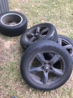 Mustang rims for Sale in Silver Spring, MD