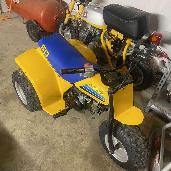 Suzuki 3 wheeler