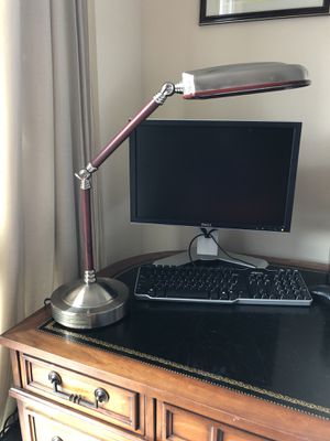 Desk Lamp- Touch on/off button for Sale in Chevy Chase, MD