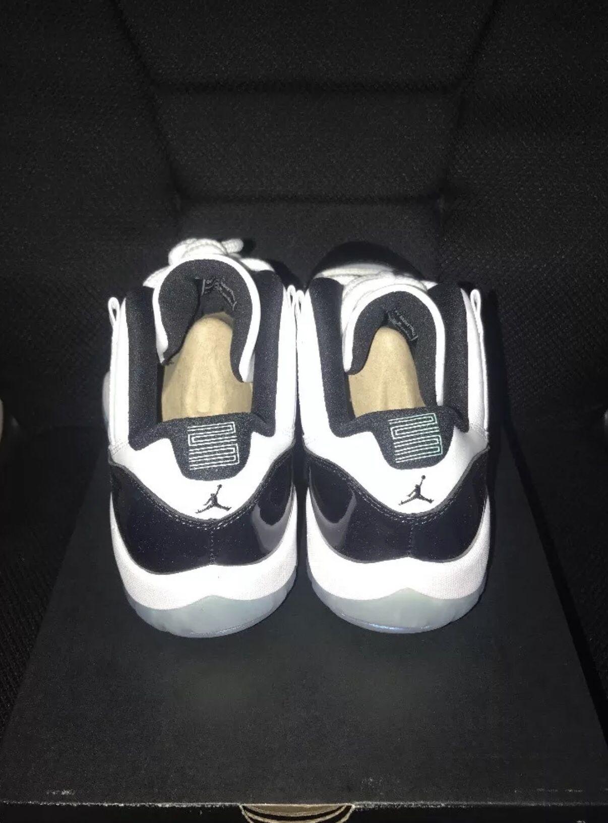 Jordan Retro 11 Low Easter in men's size 10 Brand New