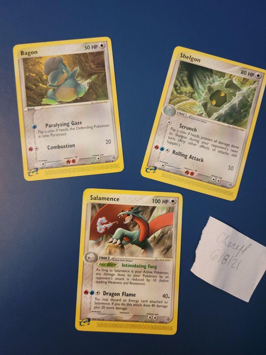 Vintage Pokémon Card Set