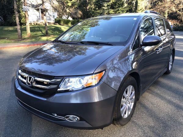 2017 Honda Odyssey Free Warranty Detailed Serviced 1 Owner