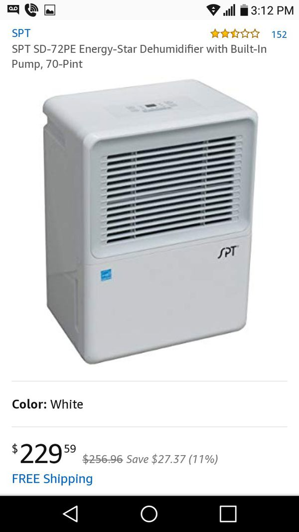 New and Used Dehumidifier for Sale in Eau Claire, WI - OfferUp