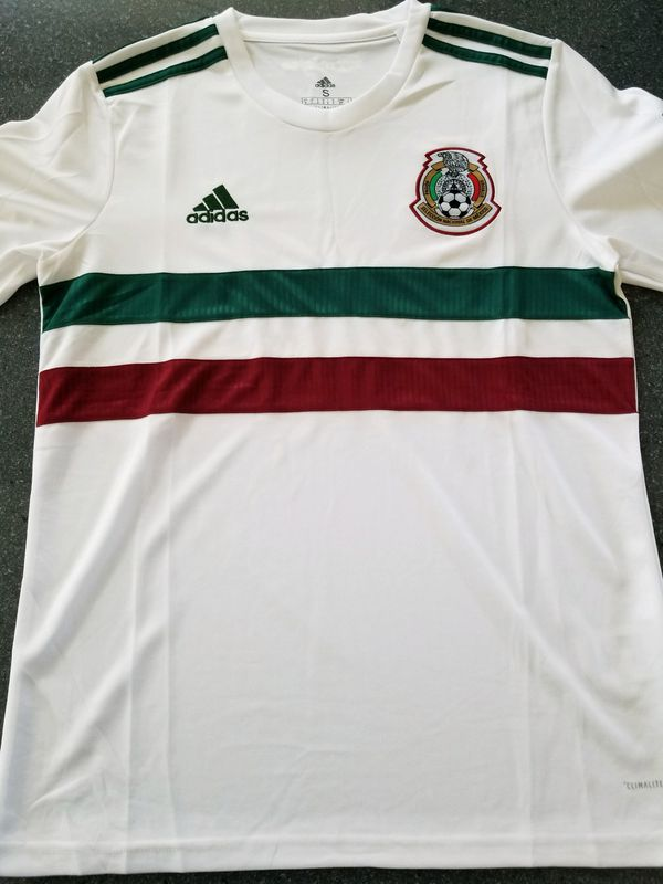 0061047b8 Mens White Mexico Jersey for Sale in Chula Vista