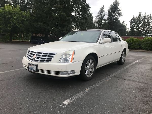 2007 Cadillac DTS (Cars & Trucks) in Tacoma, WA - OfferUp