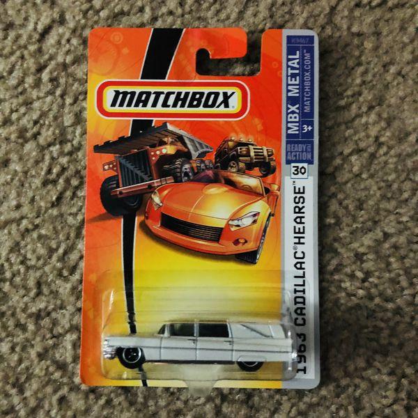 Matchbox Cadillac Hearse For Sale In San Antonio, TX