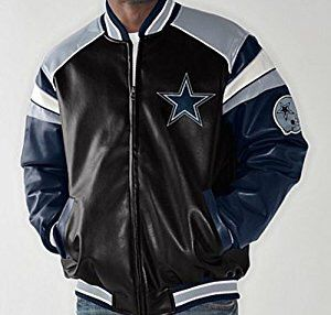 info for 14a00 ae824 Dallas cowboys leather jacket brand new for Sale in Columbia, SC - OfferUp