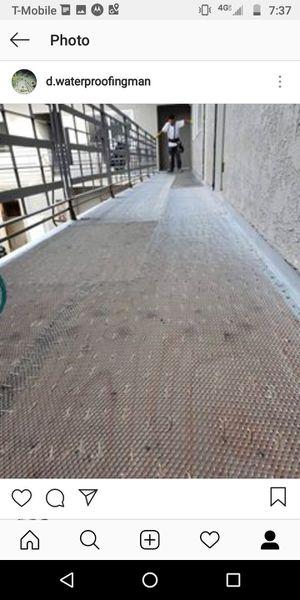 Deck coatings waterproof fiberglass call now for Sale in Los Angeles, CA