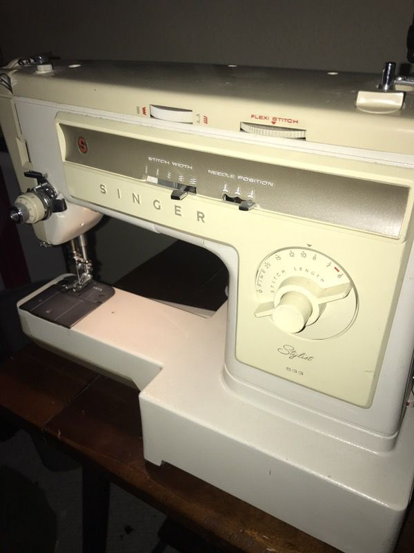 Singer Sewing Machine Stylist 40 Household In Las Vegas NV Enchanting Sewing Machines Las Vegas