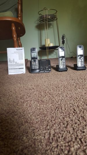 Bluetooth phone set for Sale in Madison Heights, VA