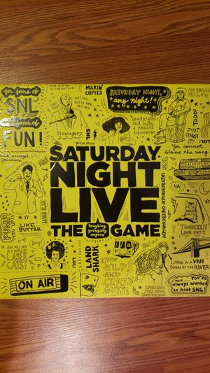 SNL Board Game for Sale in Falls Church, VA