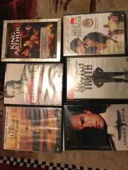 DVDs Thumbnail
