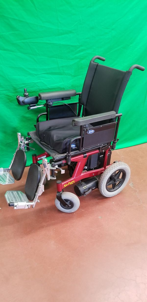 Electric portable wheelchair for Sale in Happy Valley, OR - OfferUp